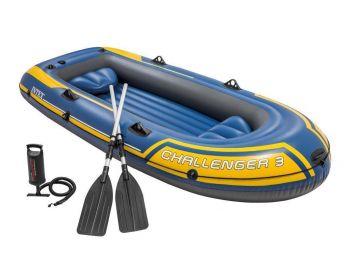 Čoln Intex 68370 Challenger 3 set