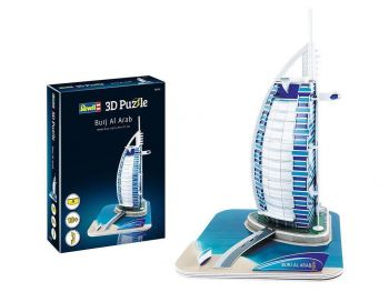 Sestavljanka 3D Revell Burj Al Arab