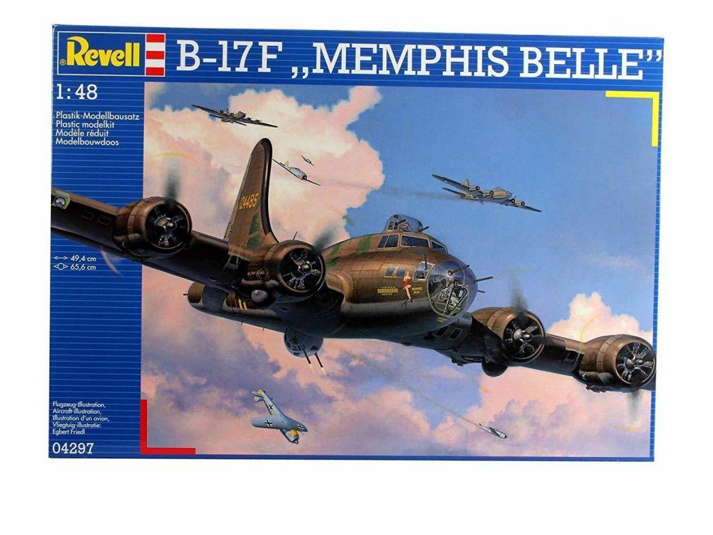 revell-makete-B-17F-Memphis-Belle-1