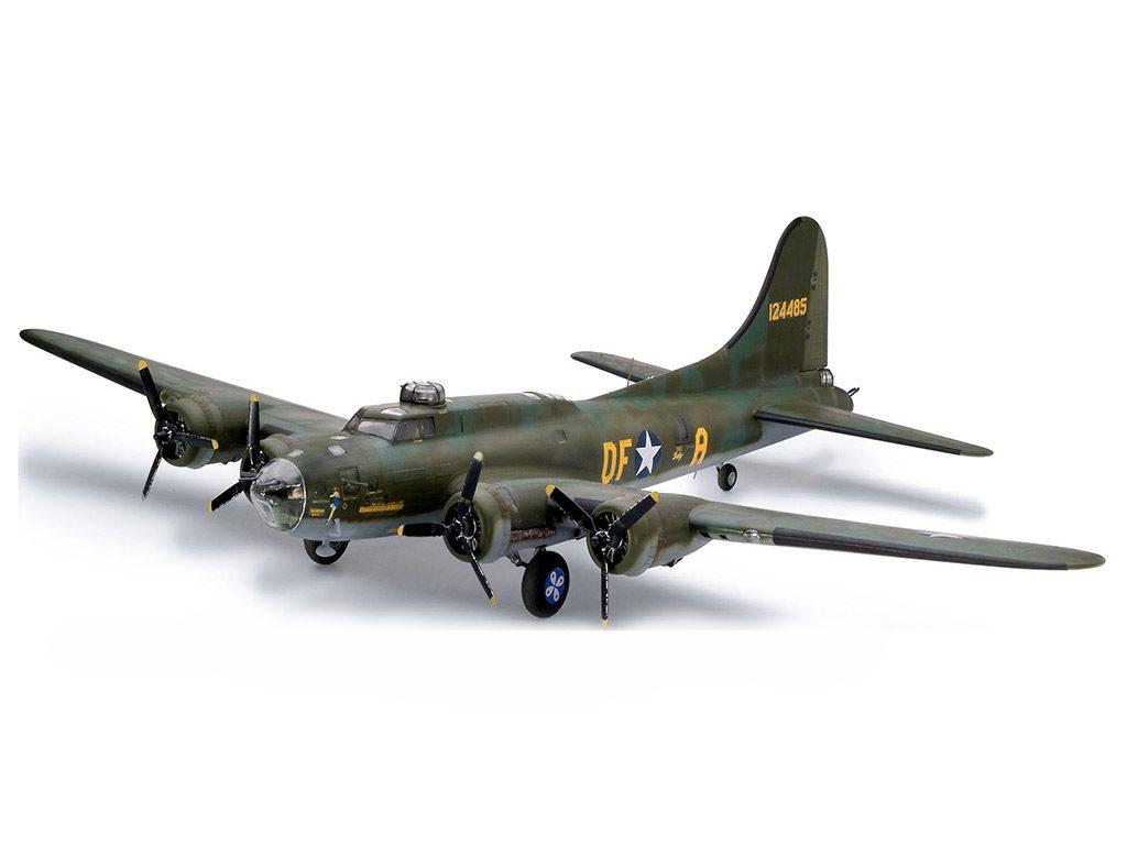 revell-makete-B-17F-Memphis-Belle