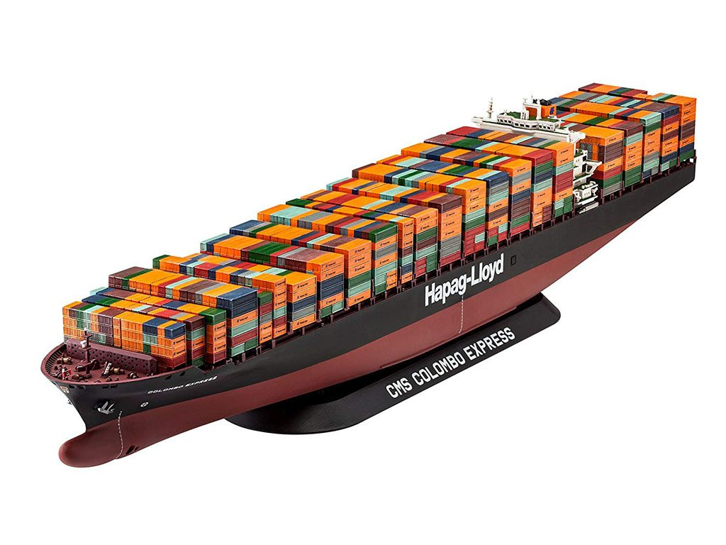 revell-makete-Container-Ship-COLOMBO-EXPRESS