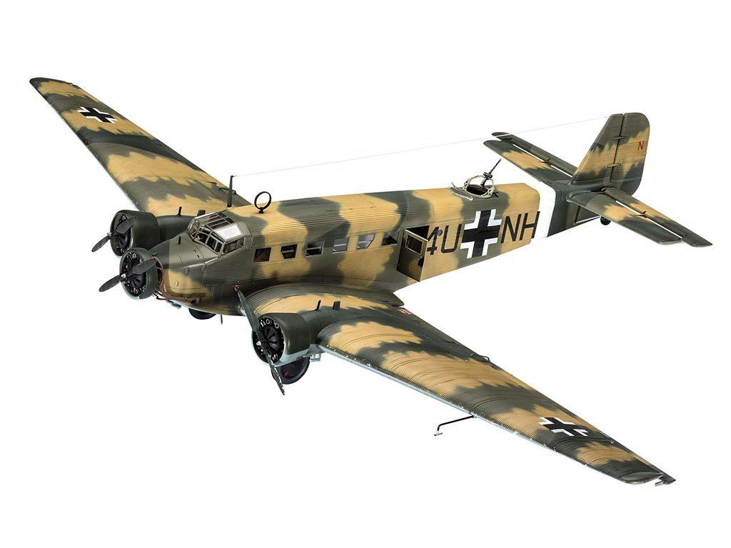 revell-makete-Junkers-Ju52-3m-03918-1