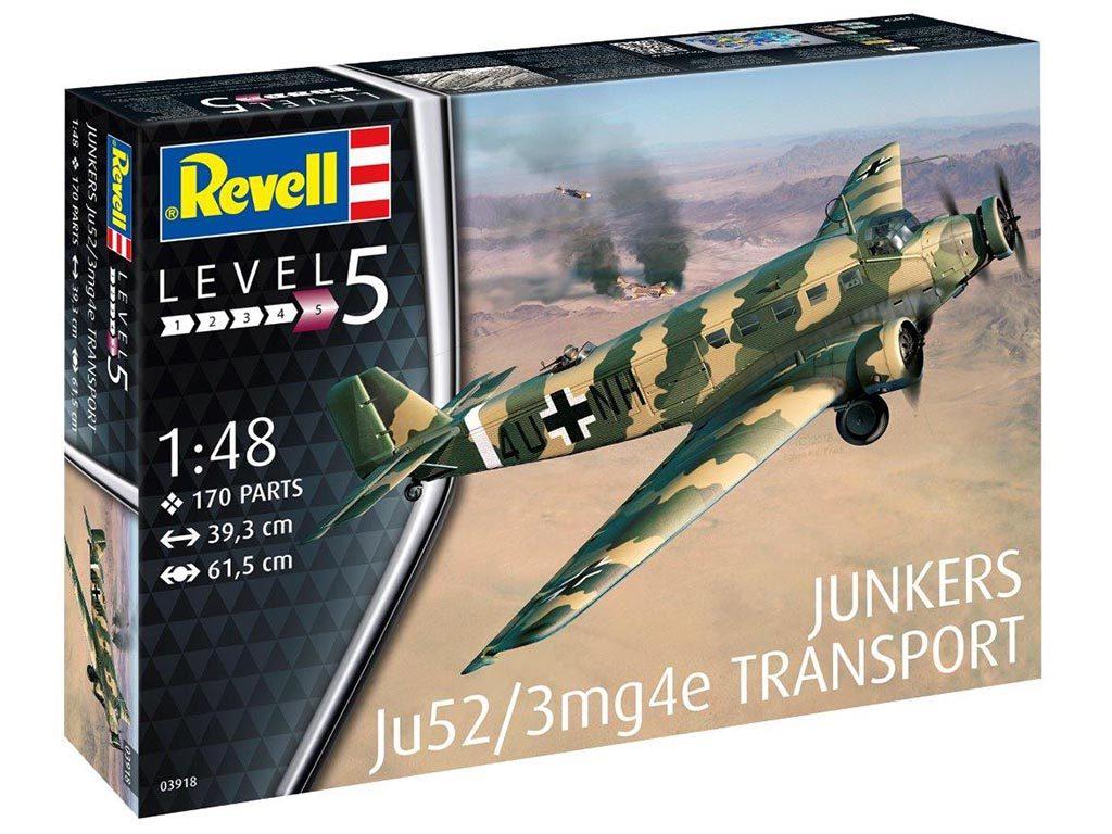 revell-makete-Junkers-Ju52-3m-03918-3