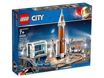 LEGO City 60228 Start vesoljske rakete