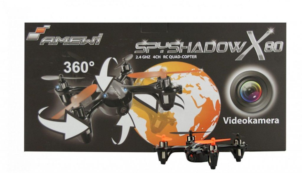Spyshadow X80 7