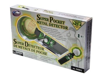 Žepni kovinski detektor Eastcolight