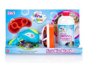 Milni mehurčki Set Fru Blu Blaster