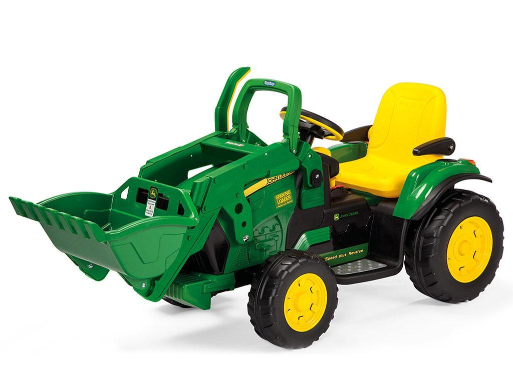Peg Perego Traktor John Deere Ground loader