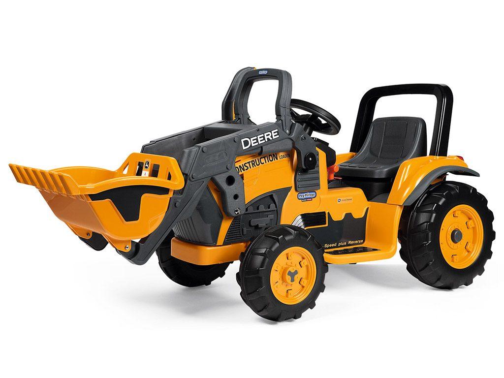 otroski-traktor-peg-perego-Deere-Construction-loader-1