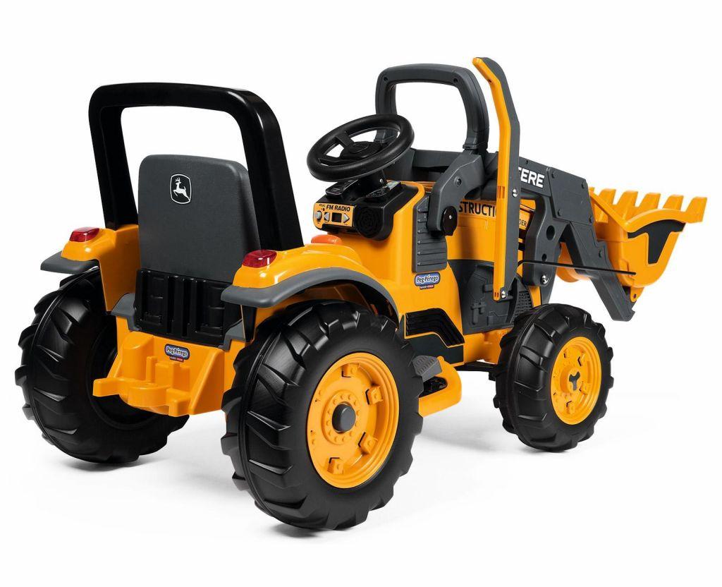 otroski-traktor-peg-perego-Deere-Construction-loader-2