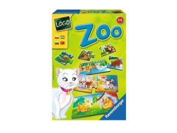 Družabna igra Logo Zoo