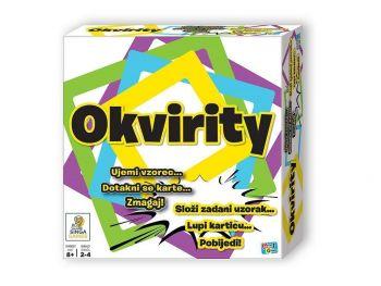 Družabna igra OKVIRITY!