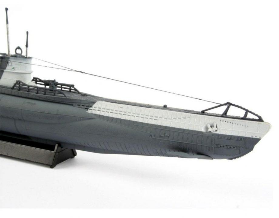 Revell maketa German Submarine TYPE VII C 05093 3