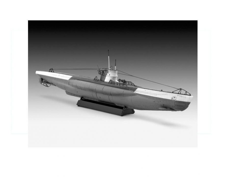Revell maketa German Submarine TYPE VII C 05093