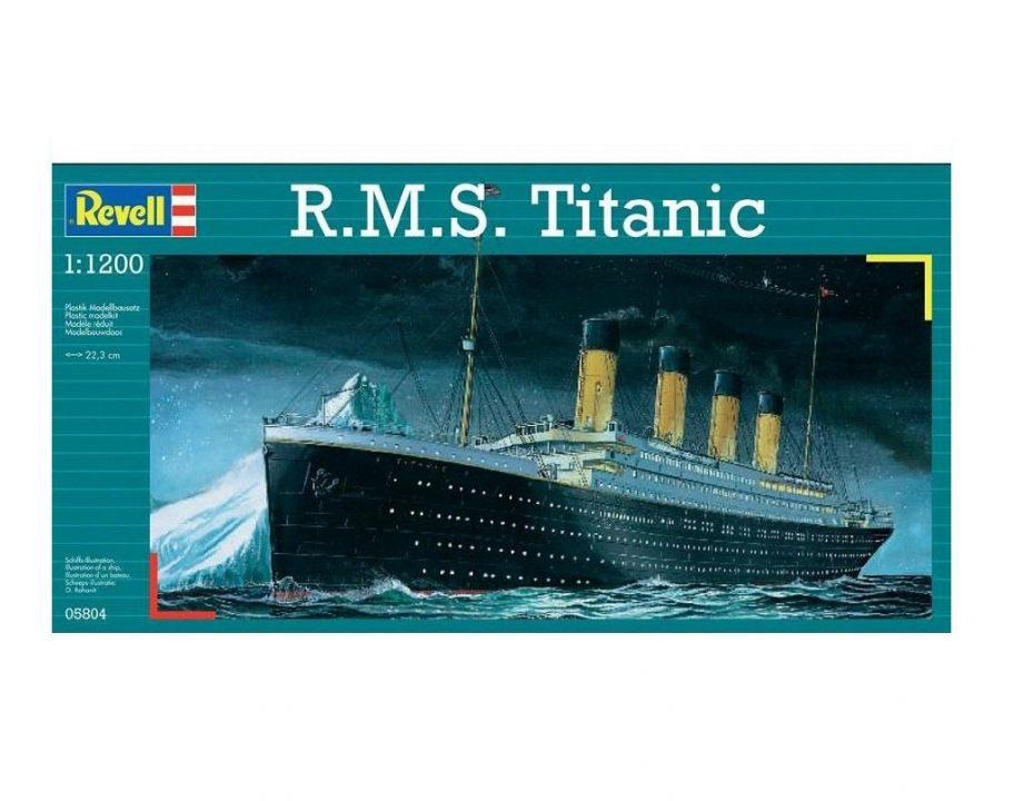 Revell maketa R.M.S. Titanic 05804 1