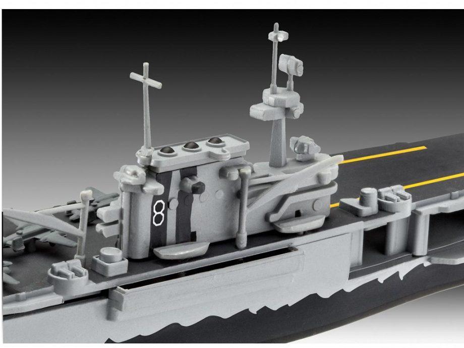 Revell maketa Tirpitz 05822 4