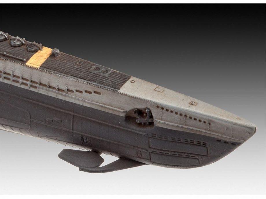 Revell maketa U-Boot Typ VII C41 05154 1