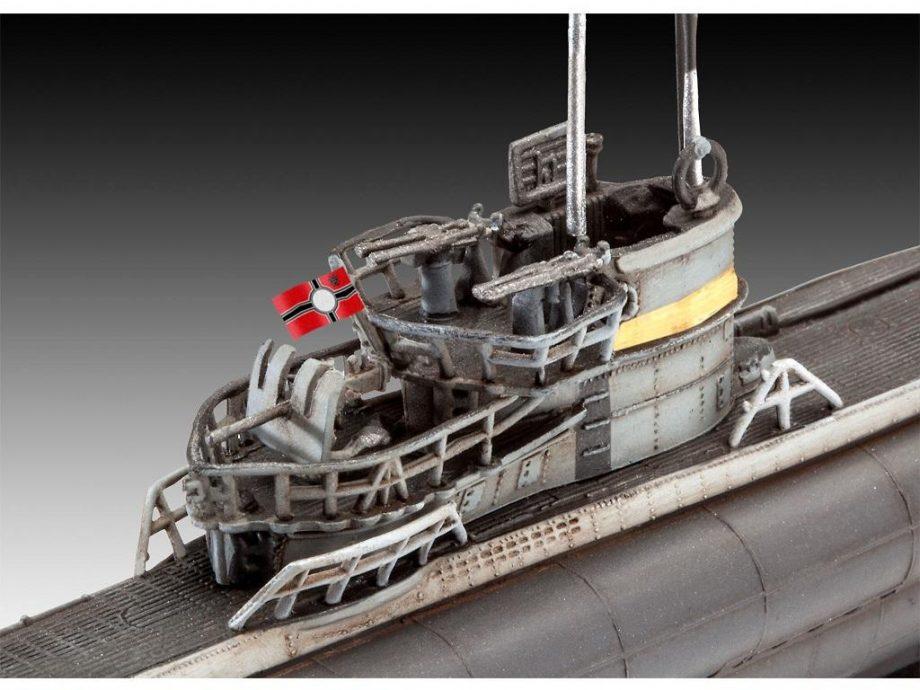 Revell maketa U-Boot Typ VII C41 05154