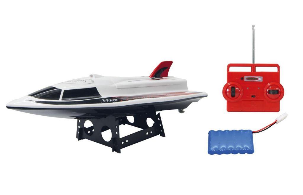 Swordfish-Speedboot-mit-LED-40Mhz