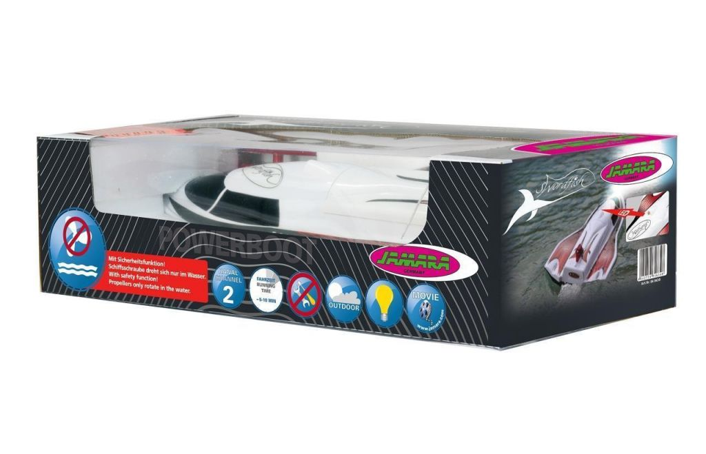 Swordfish-Speedboot-mit-LED-40Mhz_b2