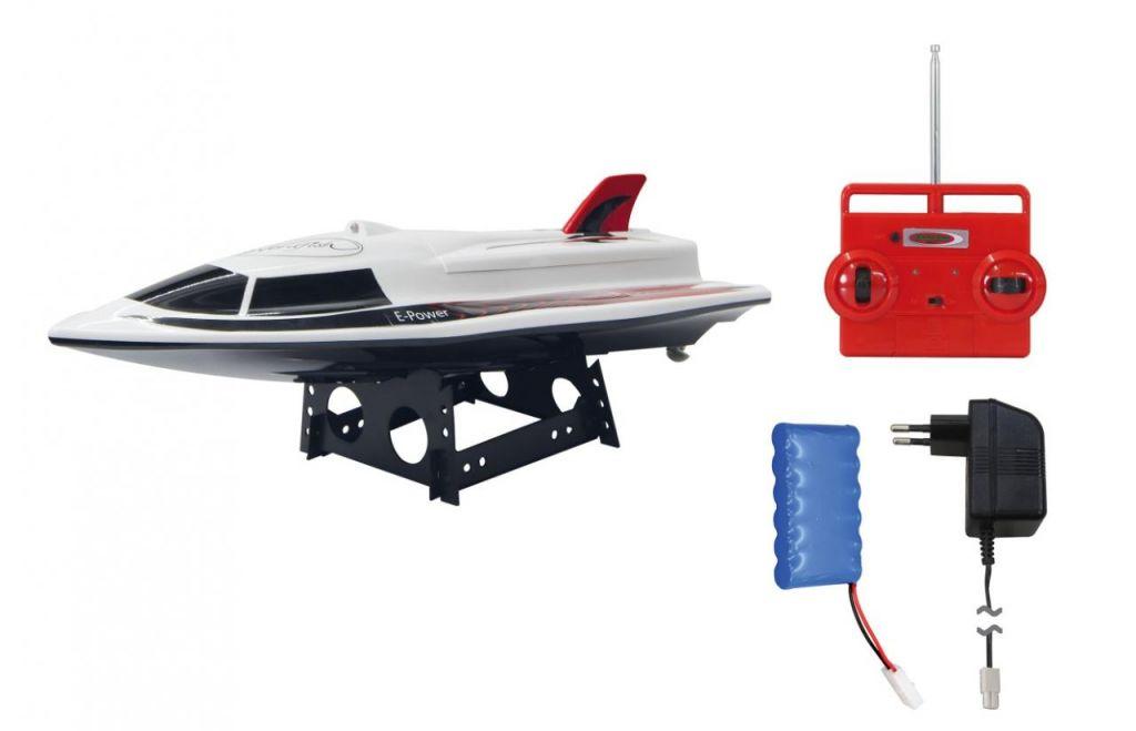 Swordfish-Speedboot-mit-LED-40Mhz_b3