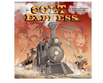 Družabna igra Colt Express