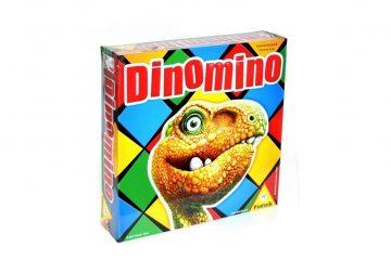 Družabna igra Dinomino