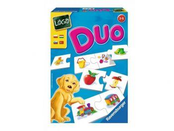 Družabna igra Logo Duo