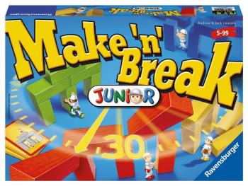 Družabna igra zgradi in podri Junior