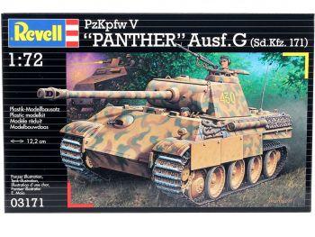 Revell maketa tanka PANTHER Ausf.G 03171