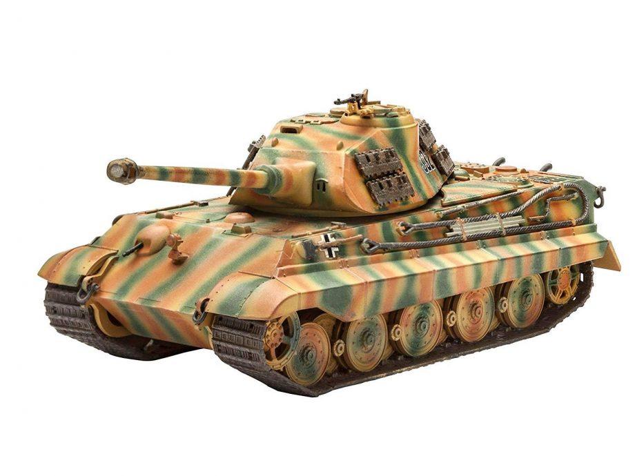 revell tiger II Ausf. B 03138 1