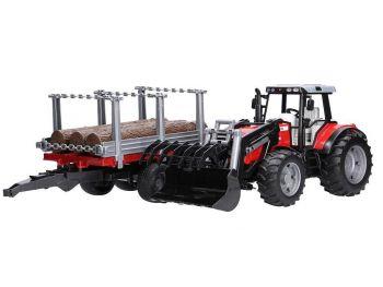 Bruder traktor Massey Ferguson 7480 02046