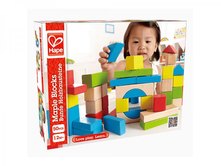 Hape lesene kocke E0409