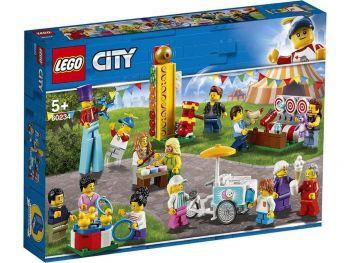 Lego kocke City 60234 Komplet z ljudmi - Zabavni sejem