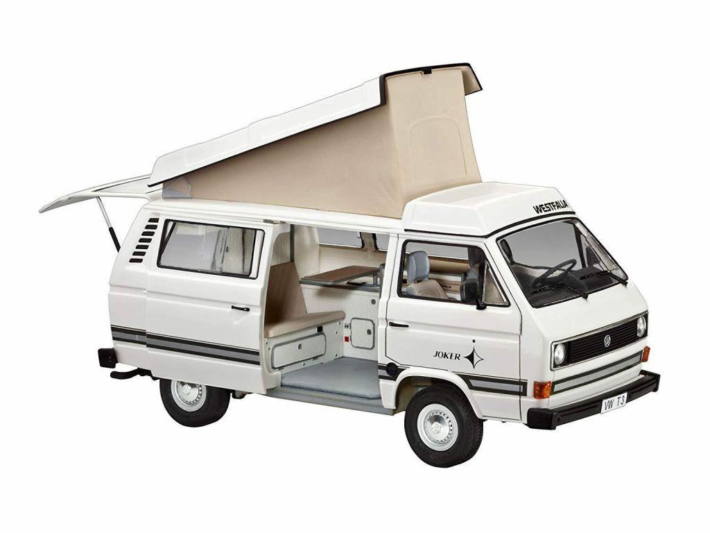 Revell Volkswagen T3 Camper 07344 1