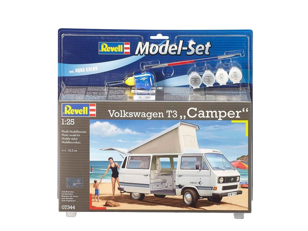 Revell Volkswagen T3 Camper 07344