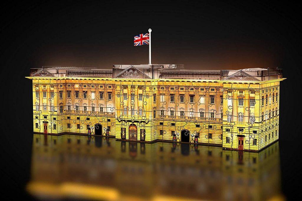 Sestavljanka 3D Buckinghamska palača night edition 125296 2