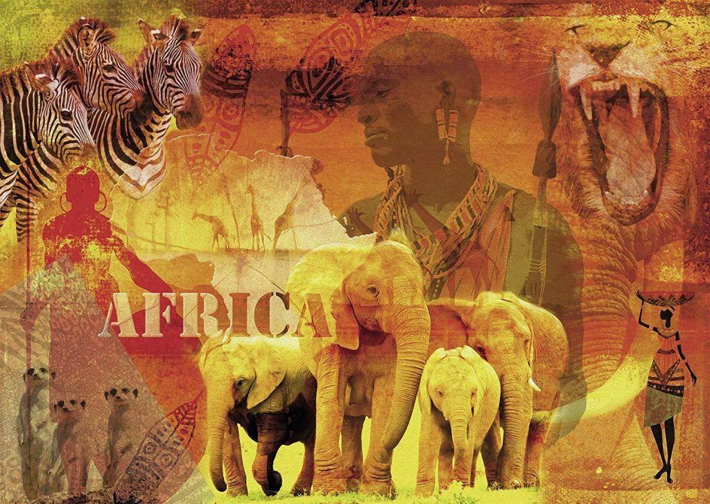 Sestavljanka Afrika 1000 d. 1jpg