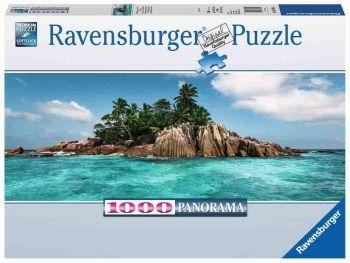 Sestavljanka Otok St. Pie Ravensburger 1000 delna