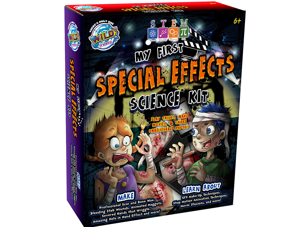Wild Science – Special Effect Science Kit