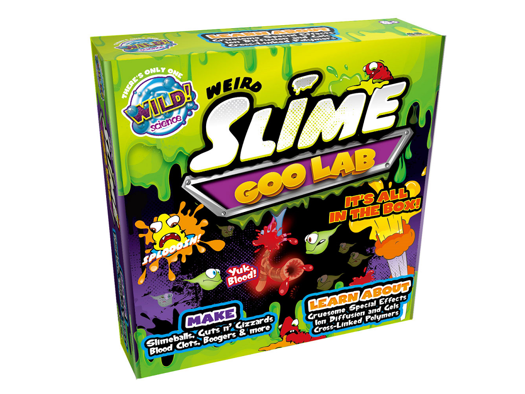 Wild Science – Weird Slime Lab