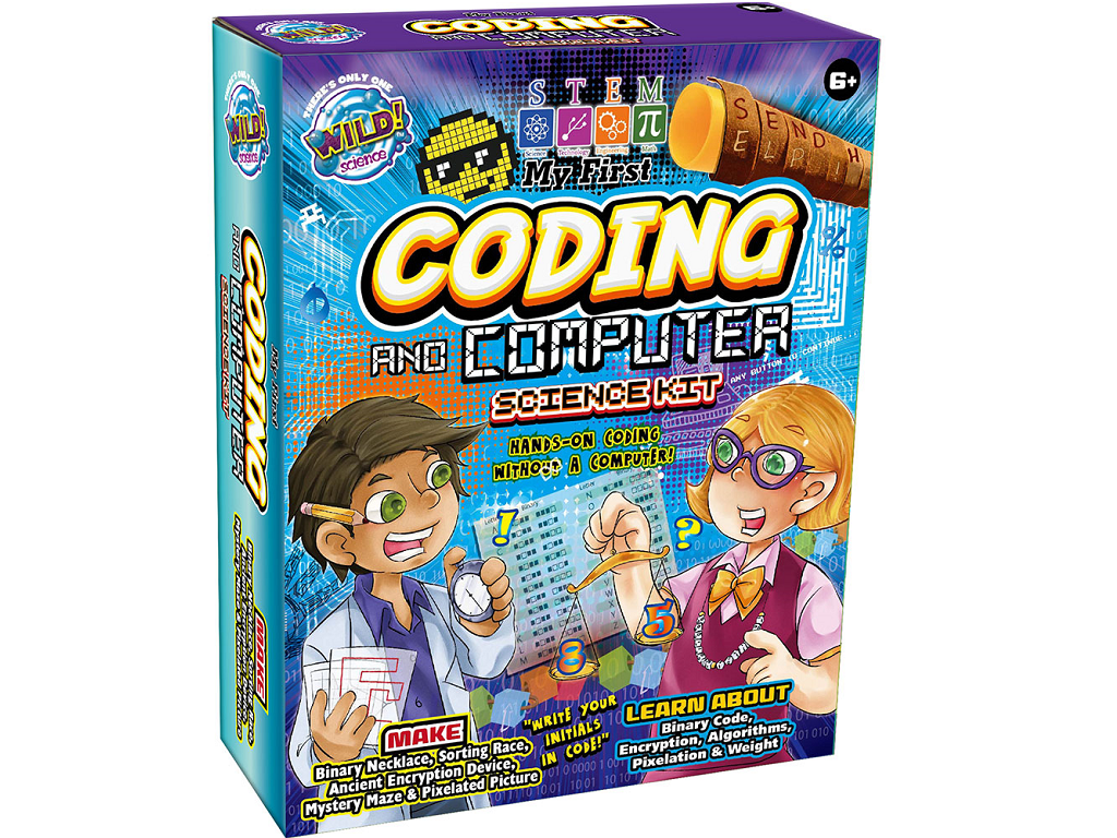 Wild Science Coding and Computer
