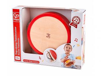 Hape Leseni tamburin E0607