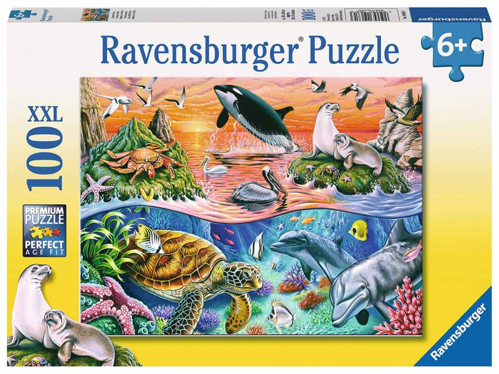 ravensburger živali v oceanu 106813
