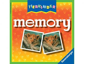 Igra spomin živali Ravensburger