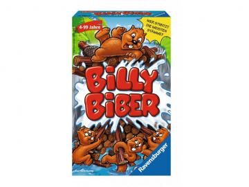 Družabna igra Bober Billy - mini Ravensburger