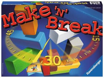 Družabna igra Make'n' break