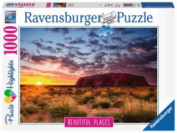 Sestavljanka Ayers Rock Osamelec v Avstraliji Ravensburger
