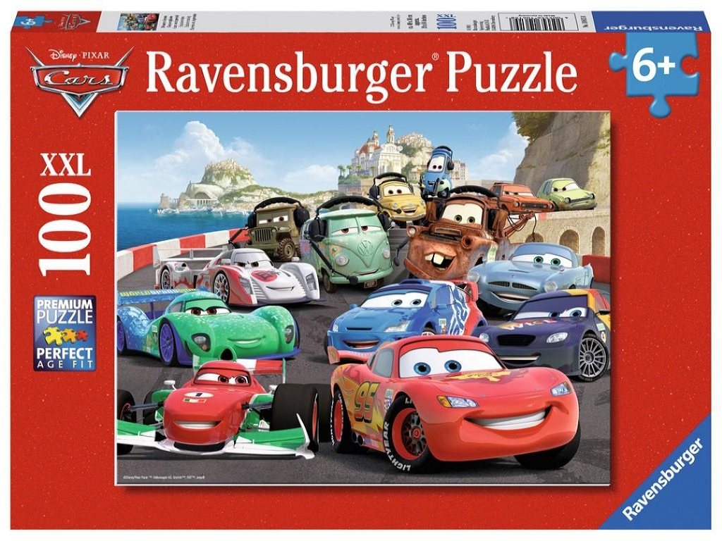 ravensburger cars 106158