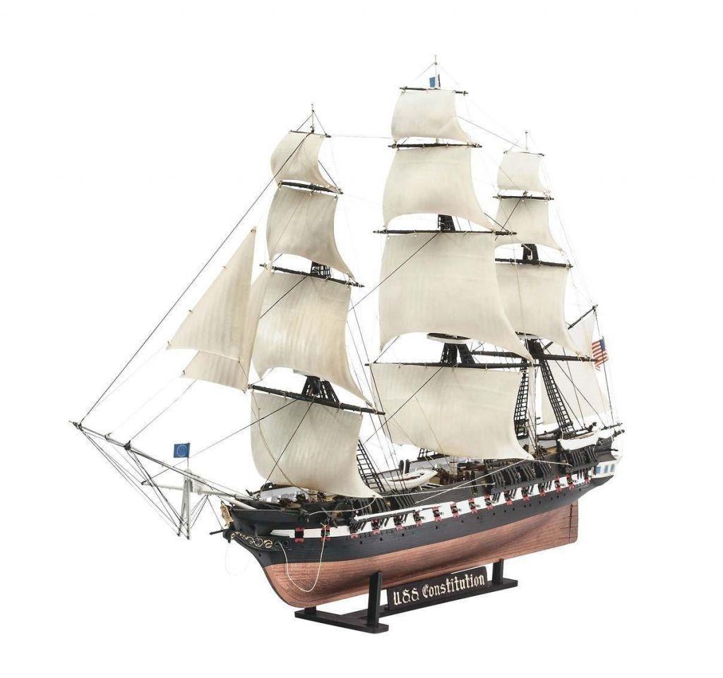 revell maketa ladje uss constitution 05472